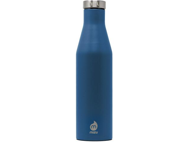 MIZU S6 Botella con aislamiento con Tapa Acero Inoxidable 600ml, azul